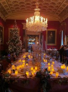 Narnian victory banquet