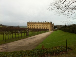 Goodbye to Chatsworth