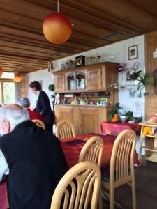 Restaurant at Reichenbach Falls