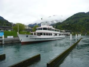 St Beatus boat