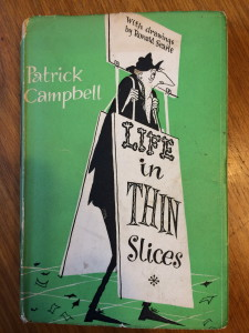 Patrick Campbell's 'Life in Thin Slices'