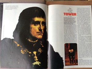 Image of 'evil' Richard III and the princes
