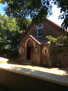 Sark Methodist church