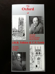'The Oxford of JRR Tolkien and CS Lewis'